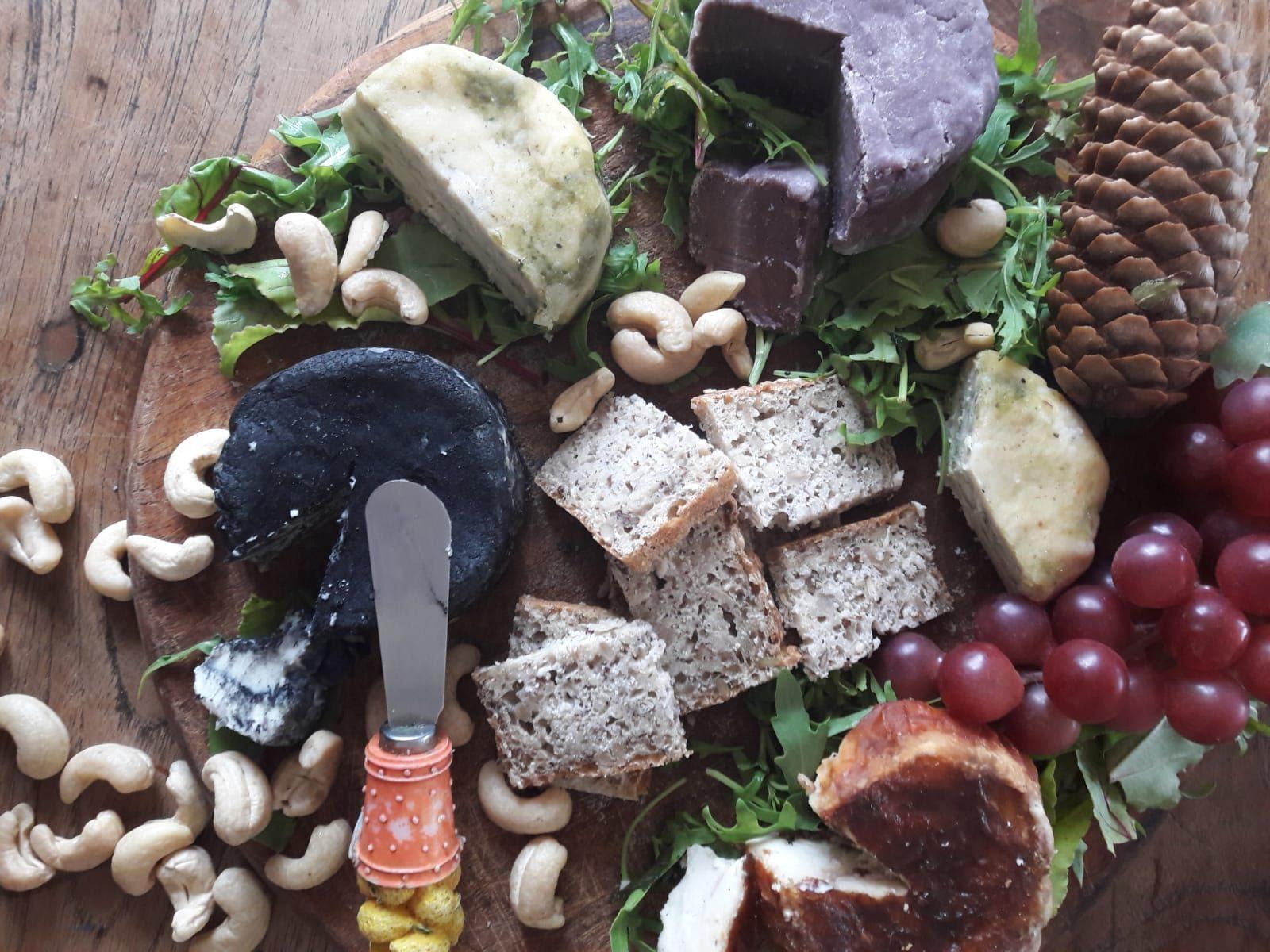 Wil je ook heerlijke veganistische recepten kunnen maken? Zoals vegan CHEEZ?